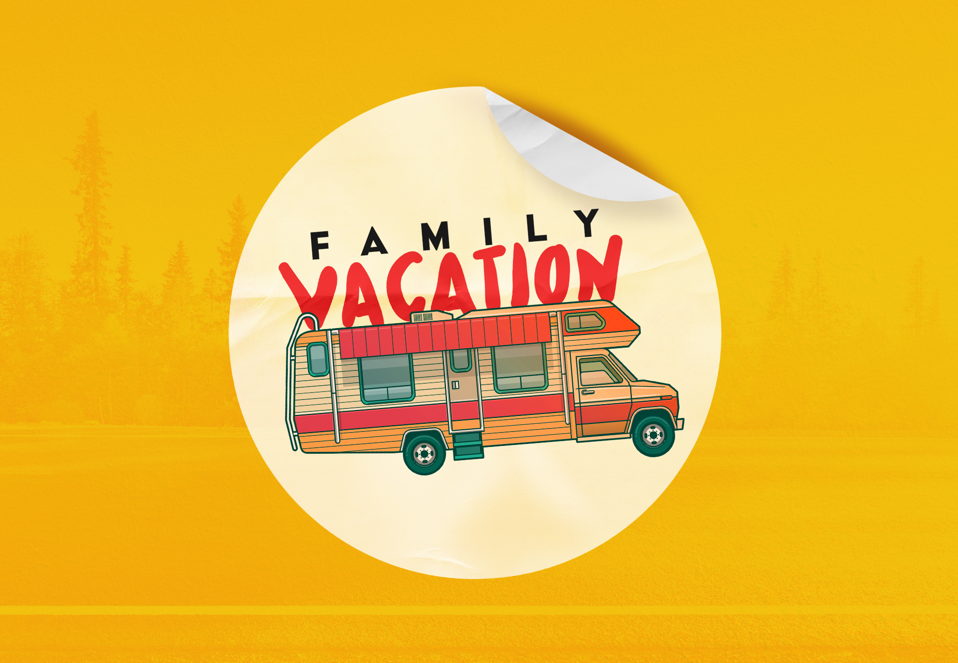 New Series: Family Vacation