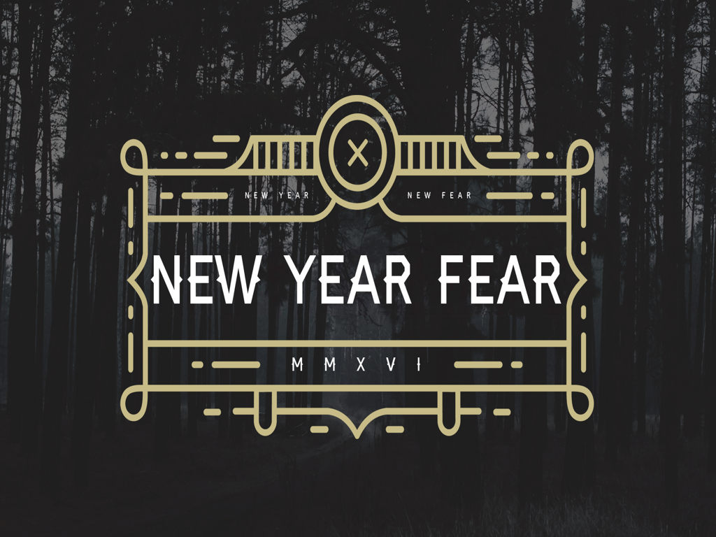 New Year Fear